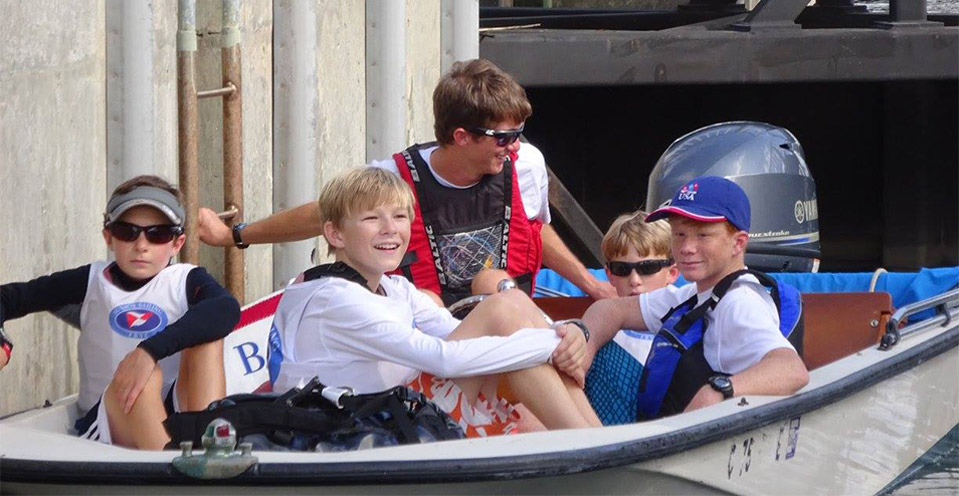 Junior Sailing Camps